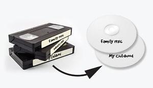 $15.00 - Convert Videos to DVD or Thumb drive! Regina Regina Area image 1