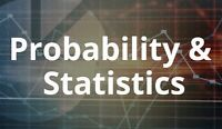 Probability and statistics Assignment and exam help