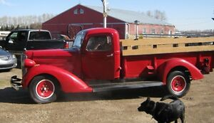 One of a Kind 1938 Fargo 1 ton Truck