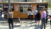 The Bannock Factory Food Trailer