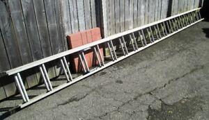 40 foot aluminum ladder