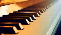 In Home Piano and Guitar Lessons for Adult Students