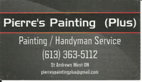Painter ( Hourly Rates )