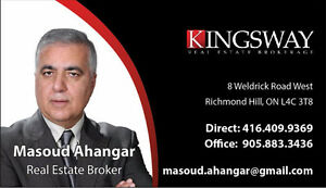 Quality Real Estate Service  inToronto, GTA and Southern Ontario
