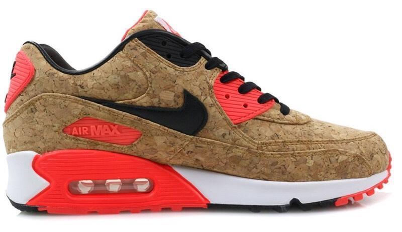 competitive price 7321e 2f278 Nike Air Max 90 Anniversary Cork Size 6 8 10 UK 40 42.5 45 EUR Brand New
