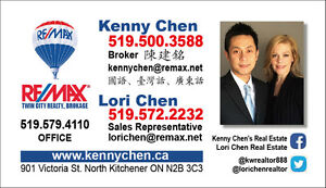 Let me help with real estate Kitchener / Waterloo Kitchener Area image 4