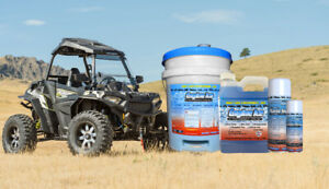 Auto and Motorcycle Engine Ice Coolant