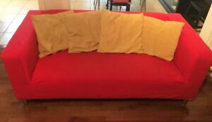 Ikea Klippan Love seat - price negotiable