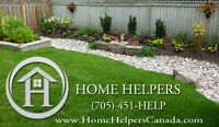 Landscaping - Call Home Help Today!!