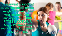 BOXING FITNESS BOOTCAMP.