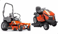 0% Interest Financing for 36 Months on Husqvarna Lawn Tractors Saint John New Brunswick Preview