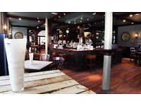 Full and part time bar positions for busy Wandsworth Pub