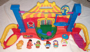 Fisher Price Little People Sounds Circus & Book London Ontario image 1