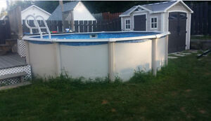 15 foot above ground swimming pool for sale Gatineau Ottawa / Gatineau Area image 1
