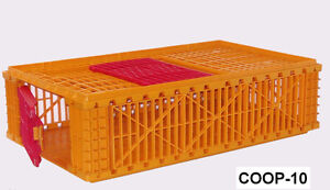 WANTED CHICKEN CRATES