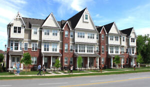 Beautiful Downtown St. Catharines Townhome