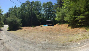 Land For Sale Across From The Picturesque LaHave River