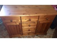 Pine Sideboard for sale