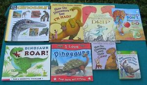 Dinosaur Books for the Primary Reader