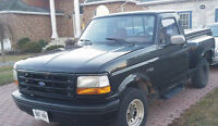 1992 Ford F-150 Pickup Truck -  Flareside