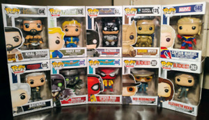 Marvel / DC Heroes Funko Pop! Vinyl Figure Collection