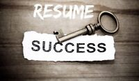 Professional Resume Writing - Resumes that will get you noticed!