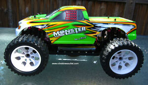 New RC Truck - Electric 1/10 Scale 4WD City of Toronto Toronto (GTA) image 4