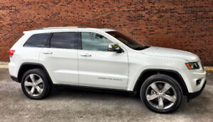 Jeep Grand Cherokee 2016 Limited