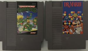 Nintendo (NES) games, working - very good condition $15 each