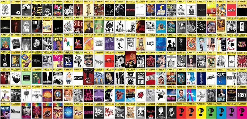 Broadway's Closet of Treasures