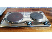 Swan Electric Double Boiling Hob - Great for campervans!