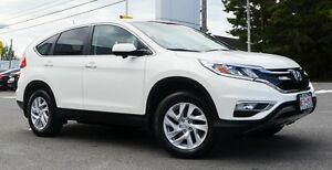 2015 Honda CR-V EX Heated Seats, Sunroof, Bluetooth, One Owner !