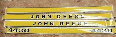 John Deere 4430 Tractor Decal