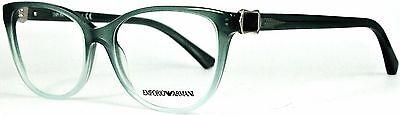 Emporio Armani Brillenfassung EA3077 5460 Gr. 52 Insolvenzware 250 (71)