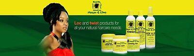 JAMAICAN MANGO AND LIME RASTA LOCK, TWIST HAIR PRODUCT *NEW*