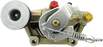Disc Brake Caliper Rear Left Centric 142.20516 Reman