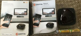 Griffin beacon remote control for apple ipad iphone ipod sealed unused free post