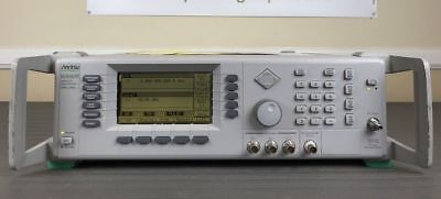 Anritsu 68369anv 10 Mhz To 40 Ghz Synthesized Signal Generator W Opts 2b11