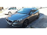 VOLVO V40 D2 2014 (64 Plate) LOW MILEAGE F.S.H.