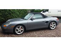 Porsche Boxster S £6,999 ono 65,000miles 11month MOT Just been serviced 0797 2515670