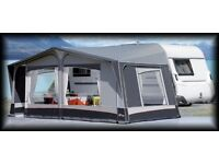 Caravan awning. INACA Sands. New condition