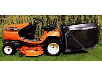Kubota G18 Ride on Mower