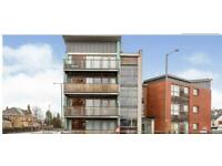2 bedroom fully furnished penthouse new build flat with amazing balcony. £900 per month