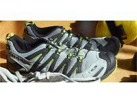 Salomon XA 3D Ultra 2 fell running trainers - size 11.5