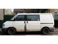VW T4 Van 800 Special Spares or Repair