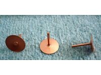 ***Roofing - Copper Disc Rivets***