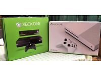 Xbox One or Xbox One S 500GB or Xbox One Games/Accessories