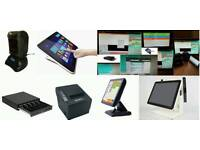 Epos system/Till/ With printer and cash Drawer