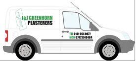J & J Greenhorn Plasterers