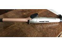 Remington Keratin Therapy Hair Curling Wand - Lilac